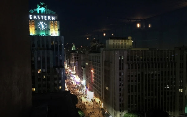 Night on Broadway draws 70,000 people to DTLA