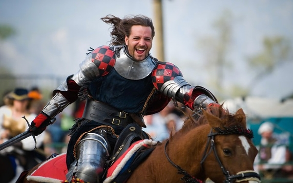 The Renaissance Pleasure Faire returns April 8 - May 21