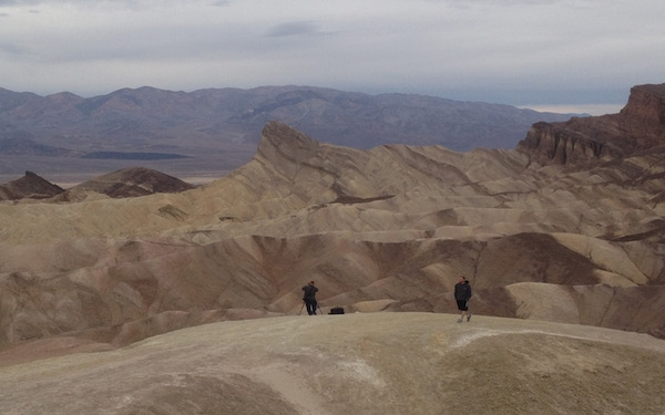 Death Valley is place of unique features, unexpected character