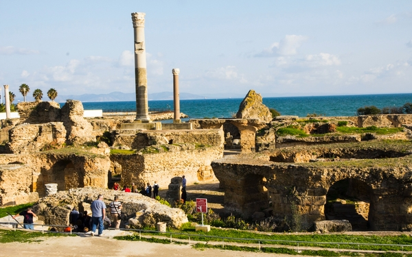 A Mediterranean cruise for history buffs