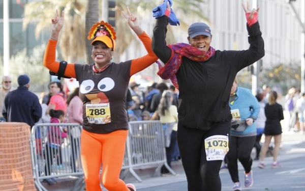 5th Annual Turkey Trot Los Angeles 5K and 10K