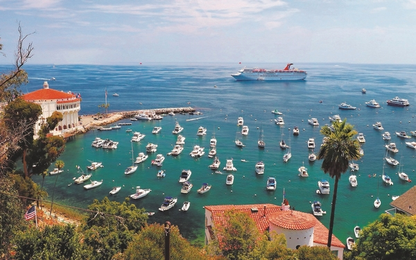 Stay more than a day to get the most of Catalina Island