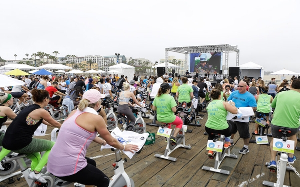 8th Annual Pedal on the Pier fundraiser returns to Santa Monica Pier on Sunday, June 3rd