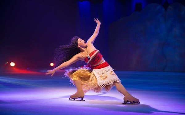 Disney On Ice presents Dare To Dream comes to the greater Los Angeles area for the holidays