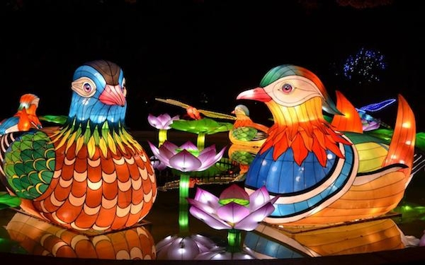 The Chinese Lantern Festival will light up the night in Pomona for the Holidays