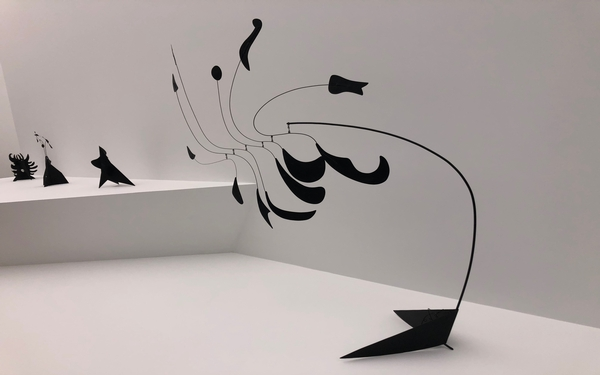 Calder: Nonspace at Hauser & Wirth in DTLA