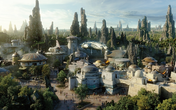 Theme-parks preview 2019: A look beyond Disney's 'Star Wars' land