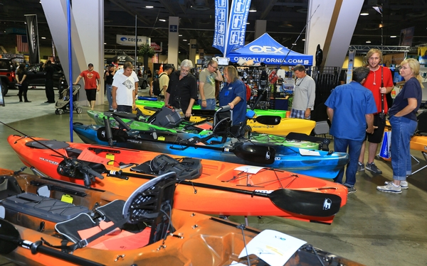 The Fred Hall Show for California's Ultimate Outdoor Experience takes place on March 6-10 in the LBC