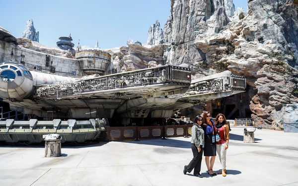 Disneyland heads into uncharted lands with ambitious Galaxy's Edge