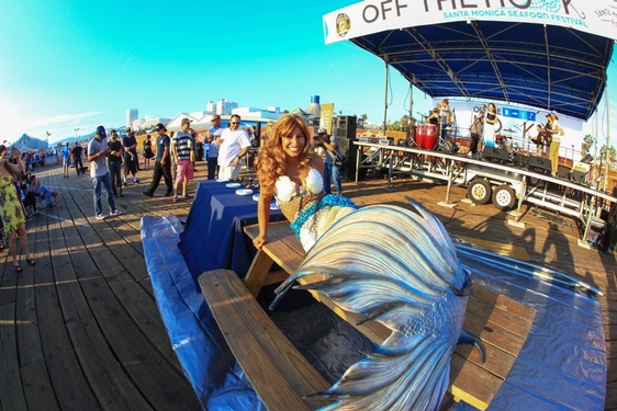 5th Annual OFF THE HOOK Santa Monica Seafood Festival Returns to the Iconic Santa Monica Pier