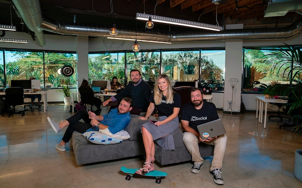 How six millennial siblings in Carlsbad built a multimillion-dollar social media business