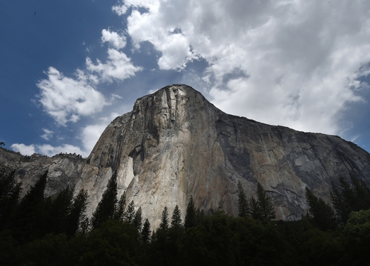 Yosemite's 'firefall' glow is a no-go, but you may still see a great sunset on El Capitan