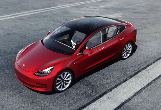 Tesla Model 3 only domestic model in Consumer Reports' top picks