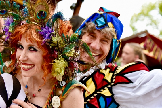 Celebrate the 58th Anniversary of the Renaissance Pleasure Faire (April 4 thru May 17)