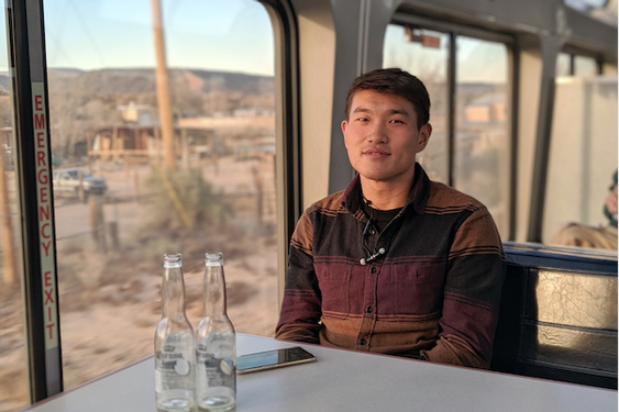 Strangers on a train: The highs and lows of my 2-day rail journey from Chicago to LA