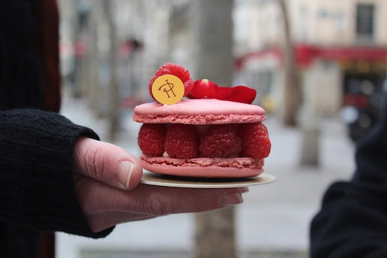 Hitting the sweet shops of Paris with an award-winning pastry chef as guide