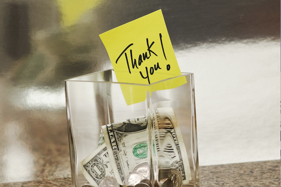 In a pandemic, tipping becomes a community love language