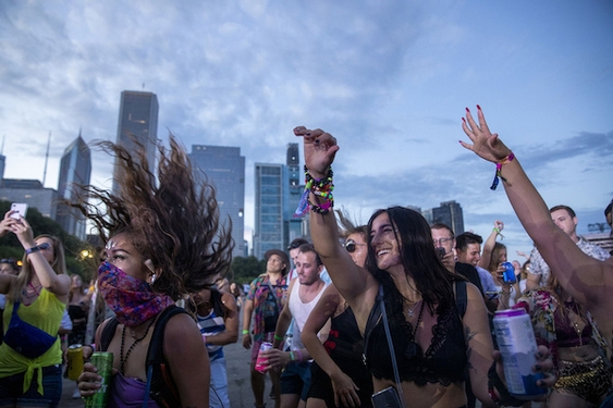 Lollapalooza, Taste of Chicago, and other Summer Festivals Canceled by City Ordinance