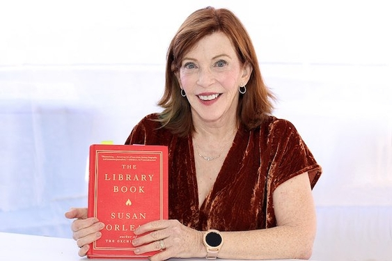 Susan Orlean takes us behind her drunken Twitter whirlwind — and the wild responses