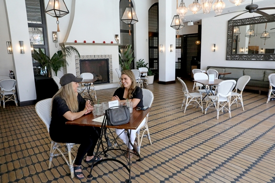 A vacation close to home? Stir-crazy locals turn to LA-area hotels