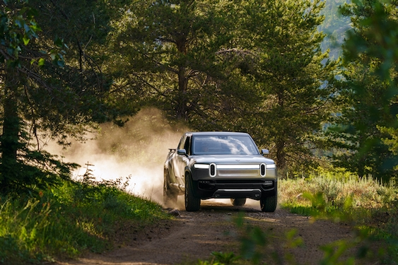 EV-maker Rivian plans Tesla-like, mega-charging network