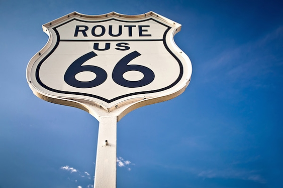 Iconic stops along Route 66