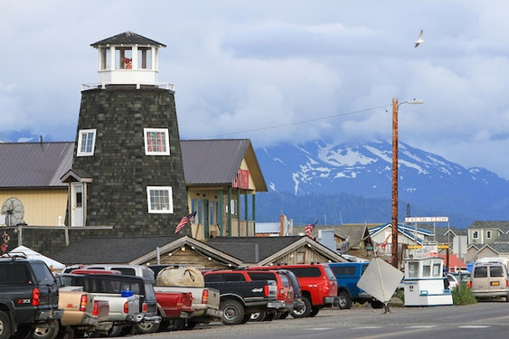 Alaska tourism officials say the state is open for business