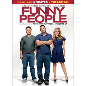 <i>Funny People, Rocky: The Undisputed Collection</i> and More