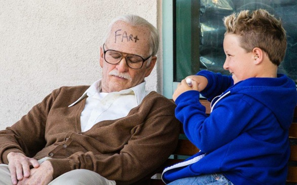 <i>Jackass Presents: Bad Grandpa</i>