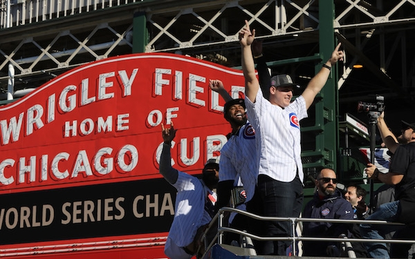108 Years in the making, Chicago Cubs World Series films now available!