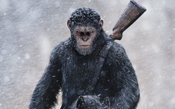 New on DVD for Oct. 24: 'War for the Planet of the Apes,' 'Annabelle: Creation'
