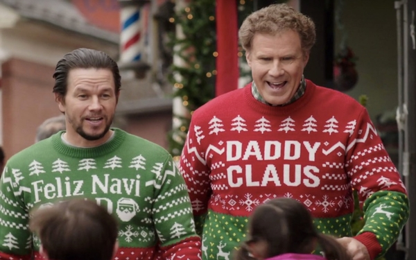 Daddy's Home 2 is the perfect film to add to your Holiday movie DVD collection