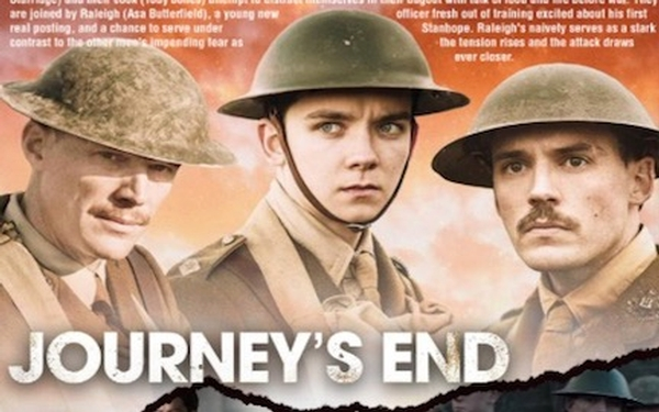 New on DVD: 'Journey's End' is a beautifully staged war tale