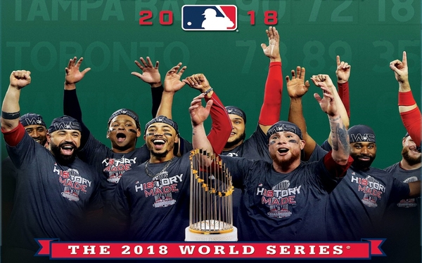 2018 World Series Collections showcase Red Sox dominance this year