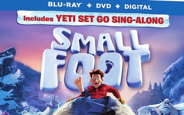 Smallfoot now available on Blu-Ray, DVD and Digital!
