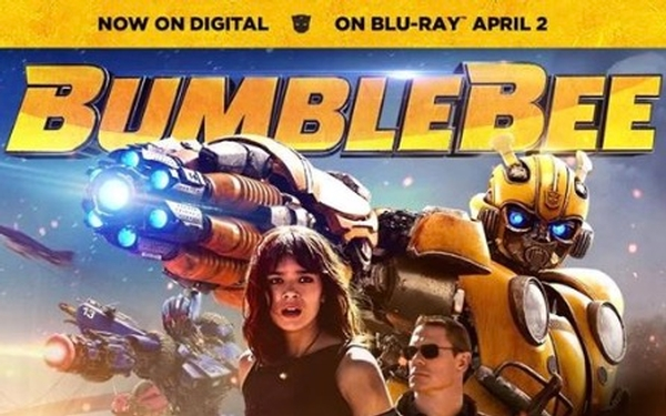 Bumblebee is out now on Digital and on 4K Ultra HD, Blu-ray, and DVD on April 2nd