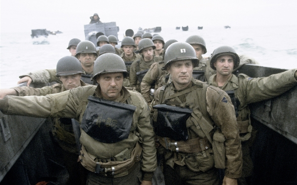 Commemorate the 75th Anniversary of the Battle of Normandy with Saving Private Ryan