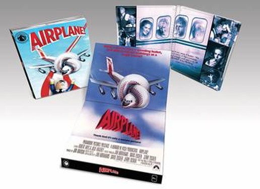 Airplane - Arrives on Blu-ray™ July 21st with New Special Features and Interviews