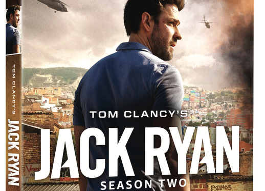 John Krasinski Returns in the Thrilling Hit Series - Jack Ryan (Season 2) on Blu-Ray/DVD on Aug. 4th