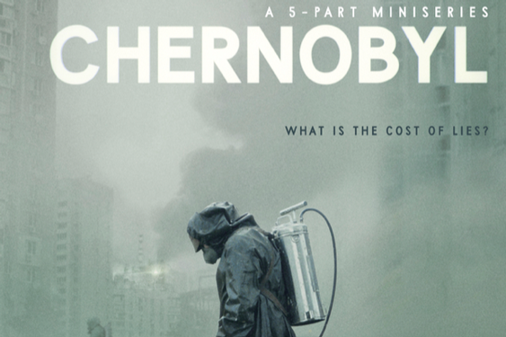 HBO's Award-Winning Miniseries Chernobyl will be released on 4K Ultra HD/Blu-Ray Combo Pack on 12/1