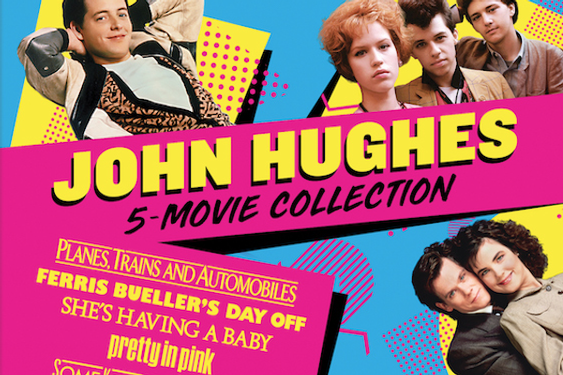 Five John Hughes favorites arrive in one must-own Blu-ray collection on February 23, 2021