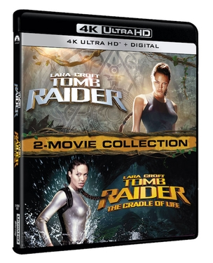 Celebrate the 20th Anniversary of Lara Croft: Tomb Raider with a newly remastered Blu-ray on June 1