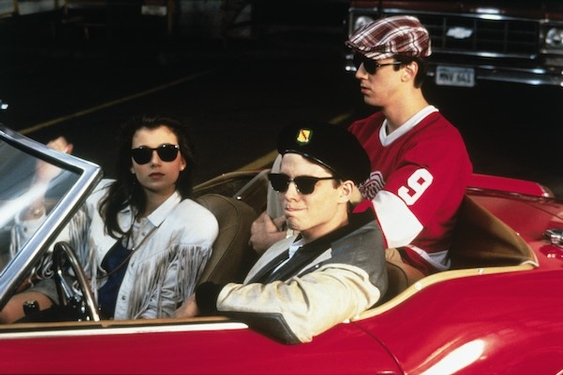 35th Anniversary of Ferris Bueller's Day Off arriving as a limited-edition Blu-ray Steelbook on 6/8