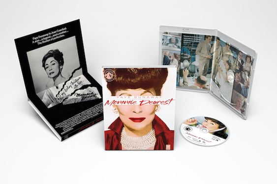 40th Anniversary of Mommie Dearest - newly restored and debuting on Blu-ray on June 1st