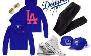 Dodgers clothing for women
