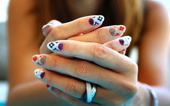 Nail Art Goes from Niche to Mainstream