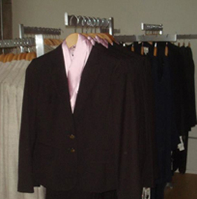 The Suit Closet