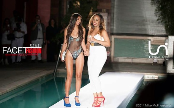 Tantrik Swimwear 'Wows!' at L.A. Facet Fashion Week