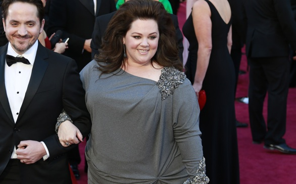 Melissa McCarthy to Start Clothing Line Because of 2013 Oscar Dress Dilemma