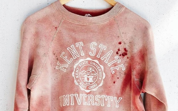 Urban Outfitters Apologizes After Receiving Backlash for 'Kent State' Sweatshirts